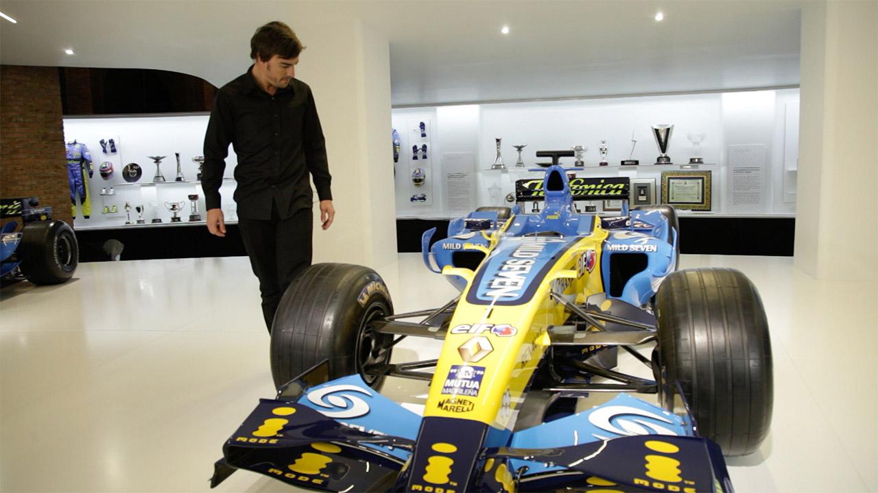 Circuito Fernando Alonso : Museo y circuito fernando alonso oviedo congresos