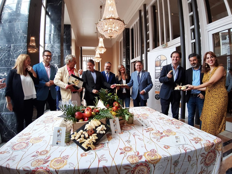 World Cheese Awards en Oviedo 2020